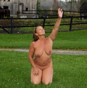Healing Through Naked Prayer