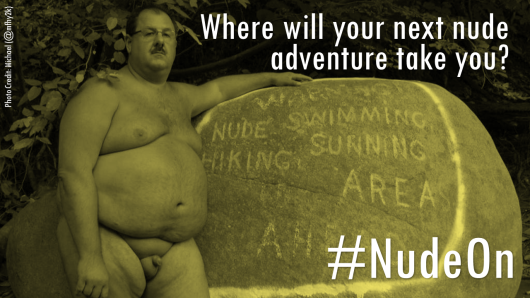 your next nude adventure