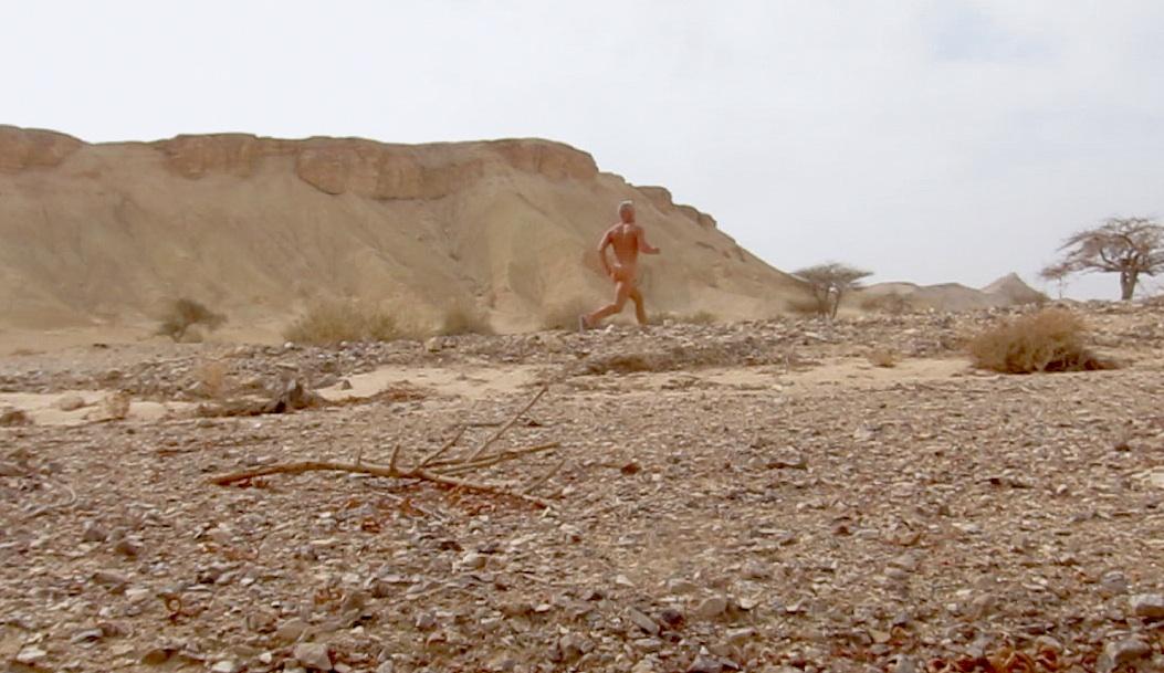 Naked Run 10: NegevDesert