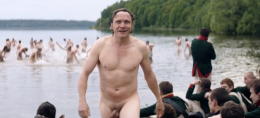 TV Nudity (War & Peace again) – The Shaven Circumcised Nudist Life
