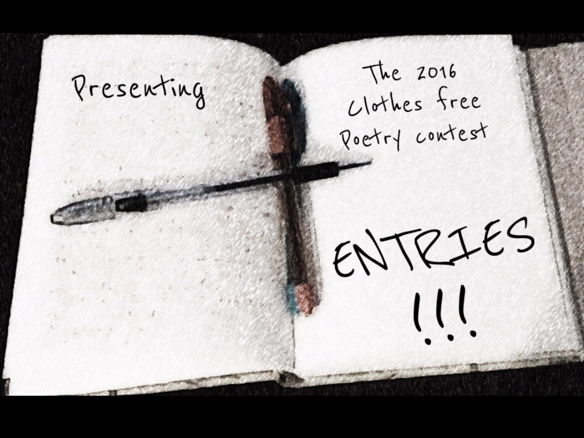soul food: 2016 clothes free poetry contestentries